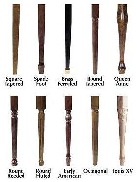 Jansen Leg Styles