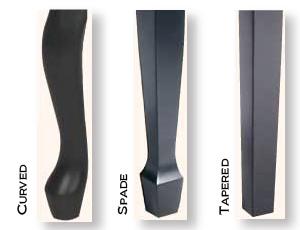 Leg Styles