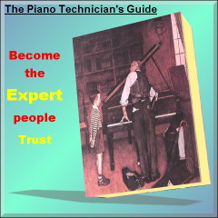 The Piano Technician's Guide