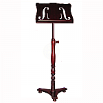 Royal Pro Piatto Wooden Music Stand